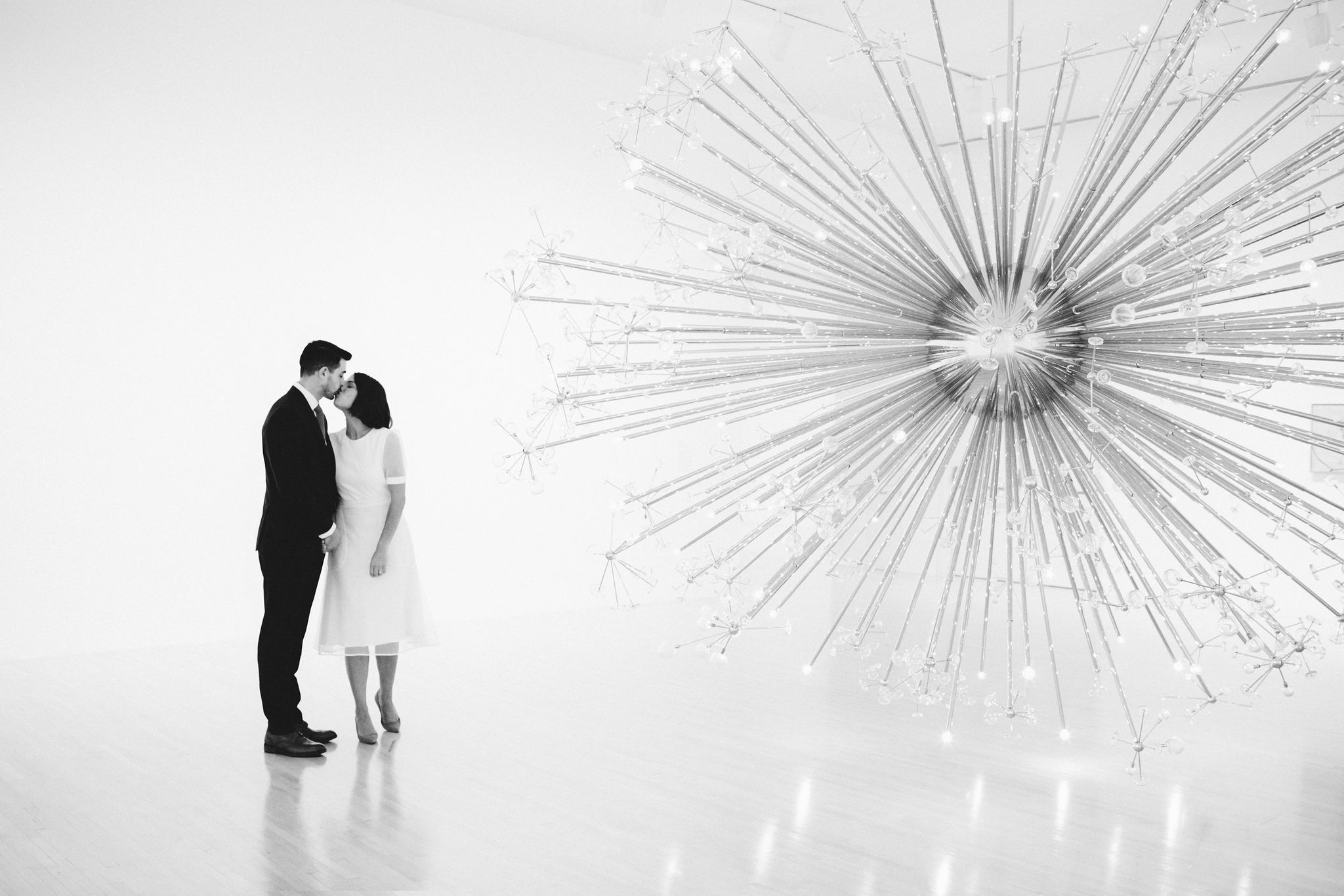 modern couple moca los angeles wedding.jpg