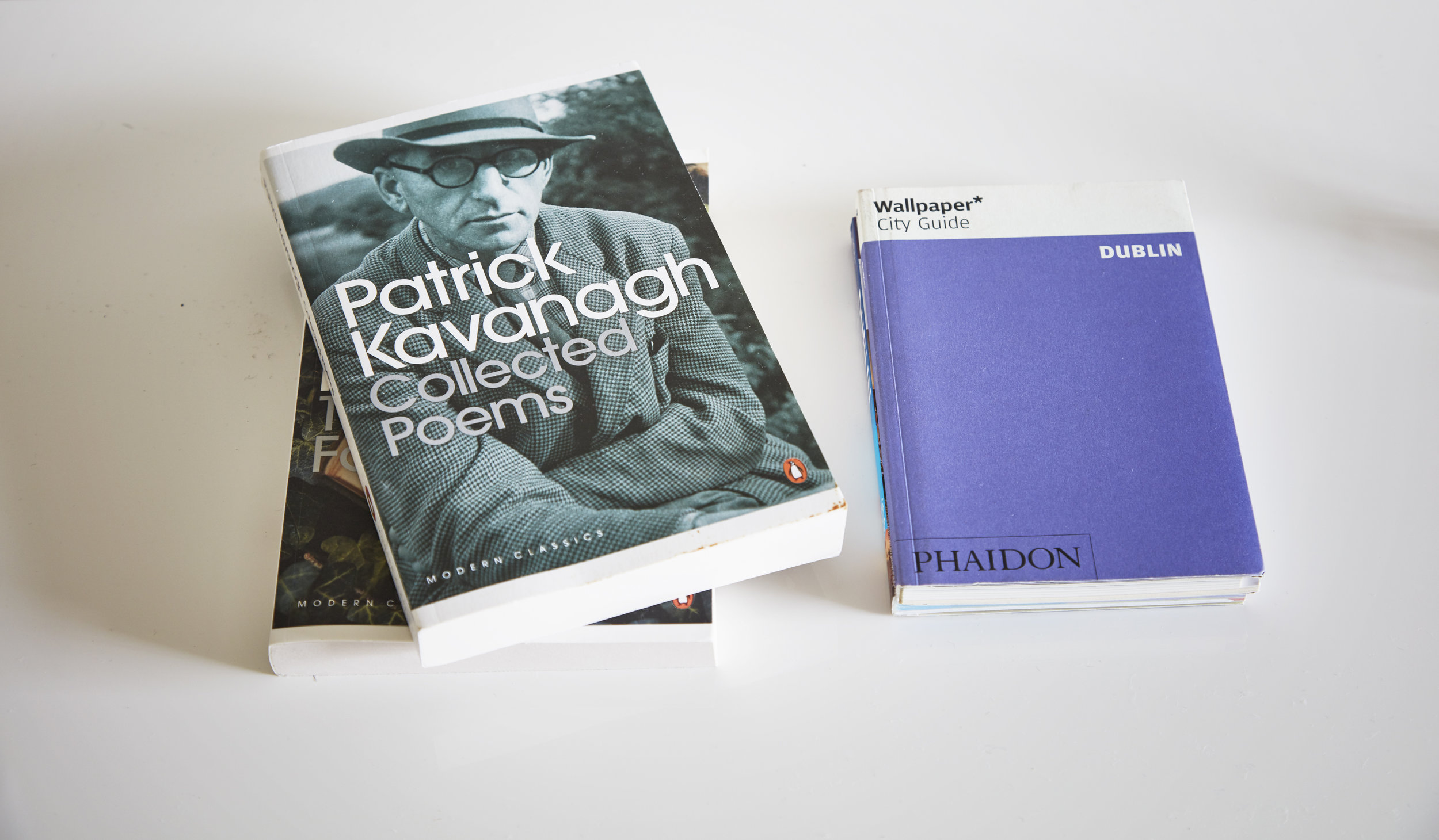 Patrick Kavanagh Room - Books.jpg