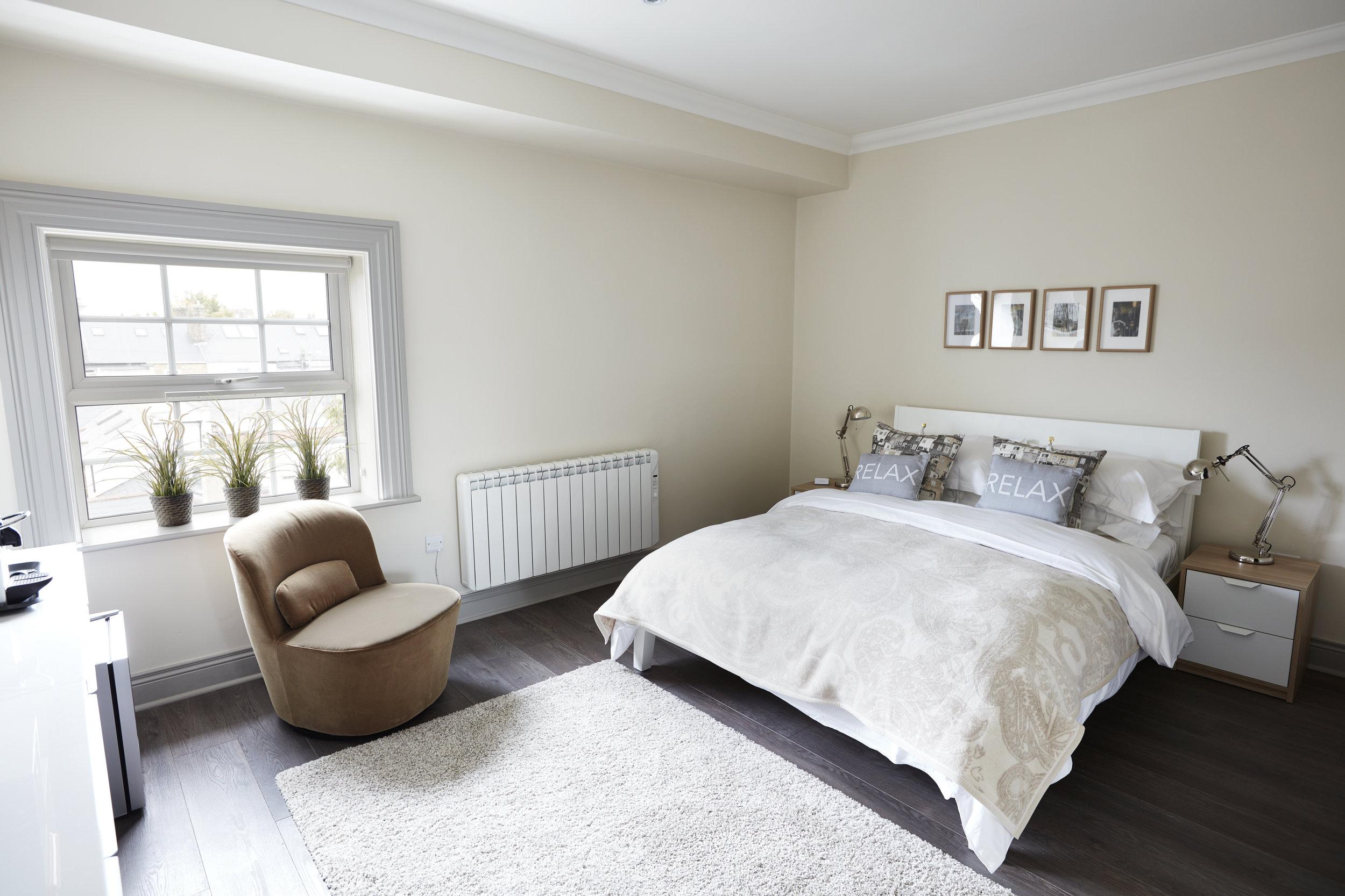 Patrick Kavanagh Room (Double Room)