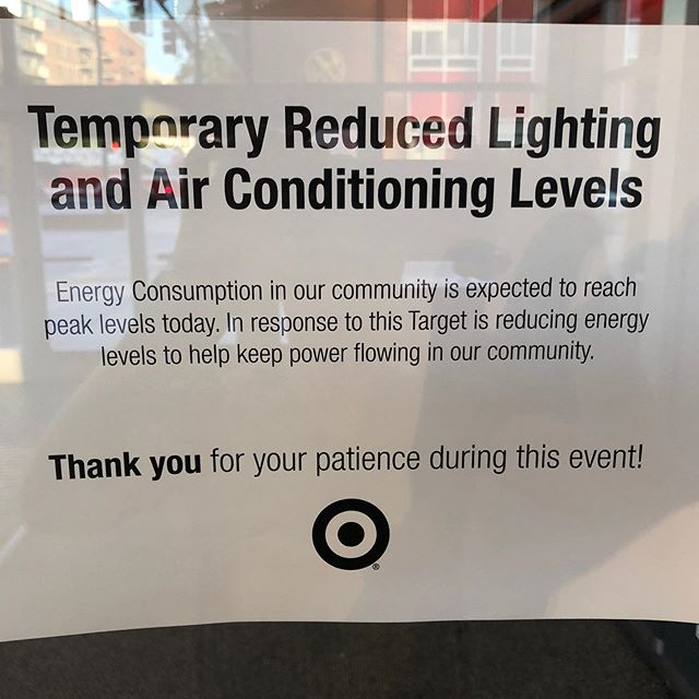 @target You have my patience and respect. Thank you for reducing your impact. 🙏 🌎 ❤️ #conservation #sustainability #planet #climatechange #trendless #thinktrendless #cx #customerservice #userexperience #ux #experiences