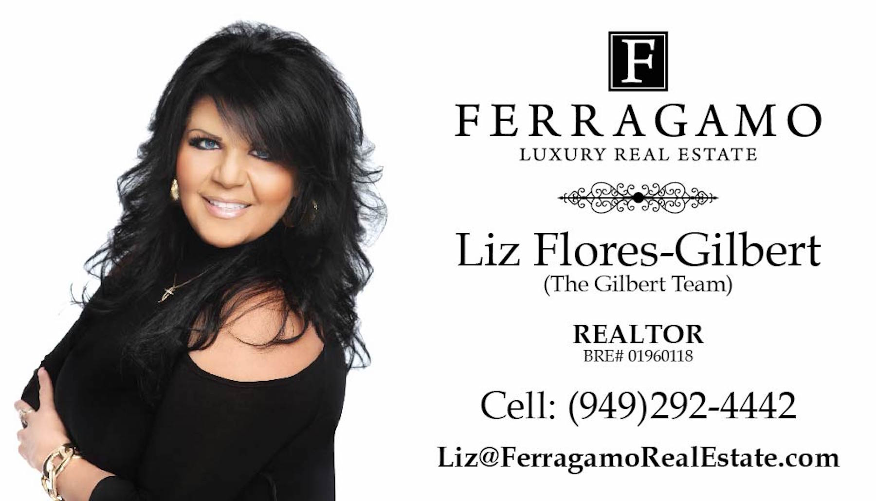 Contact Liz Flores-Gilbert for your  Real Estate  needs