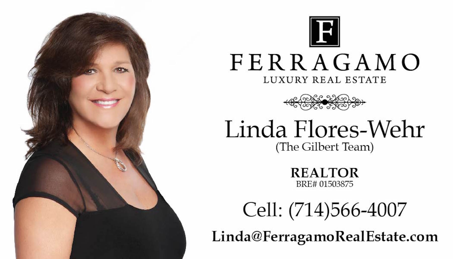 Contact Linda Flores-Wehr for your  Real Estate  needs