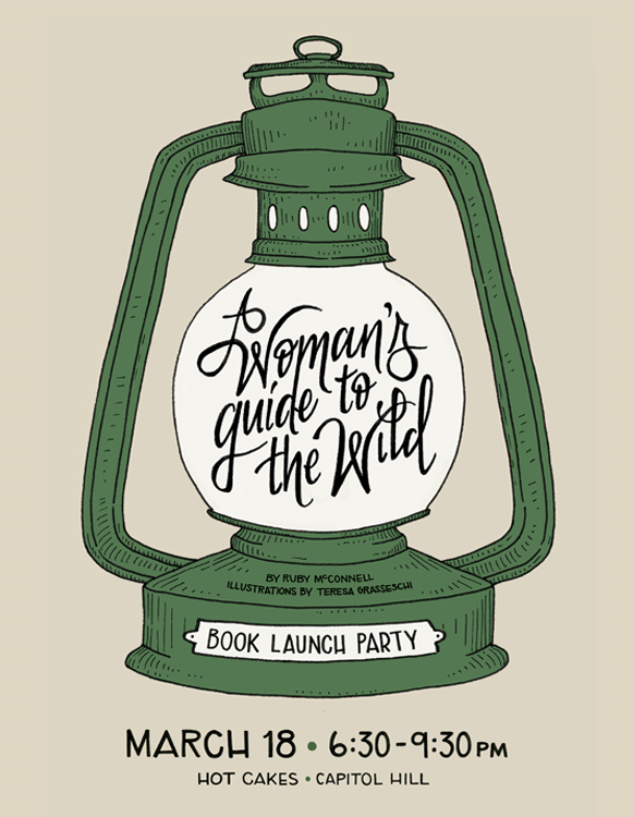 A Woman's Guide to the Wild Launch Party