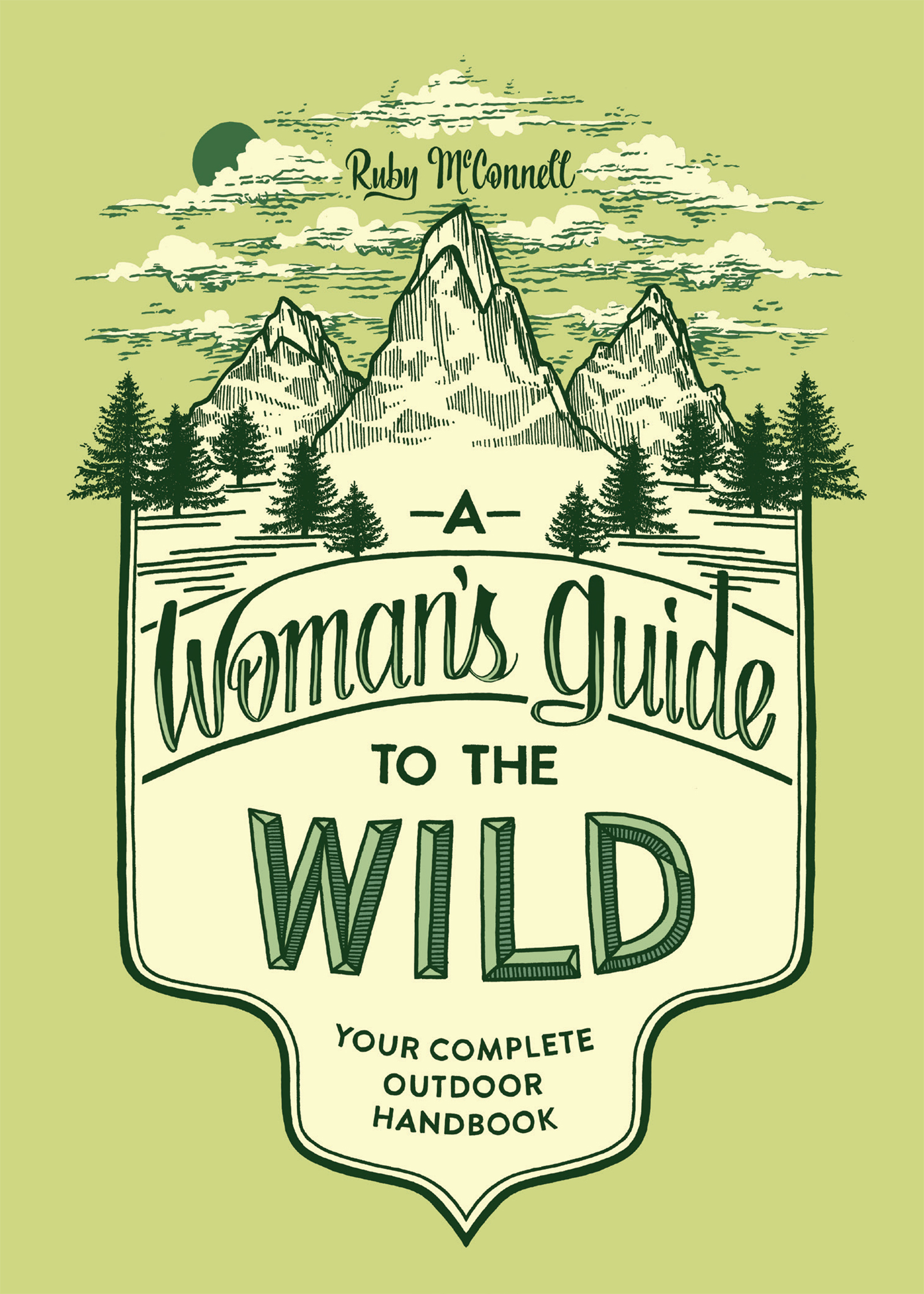 A Woman's Guide to the Wild Cover