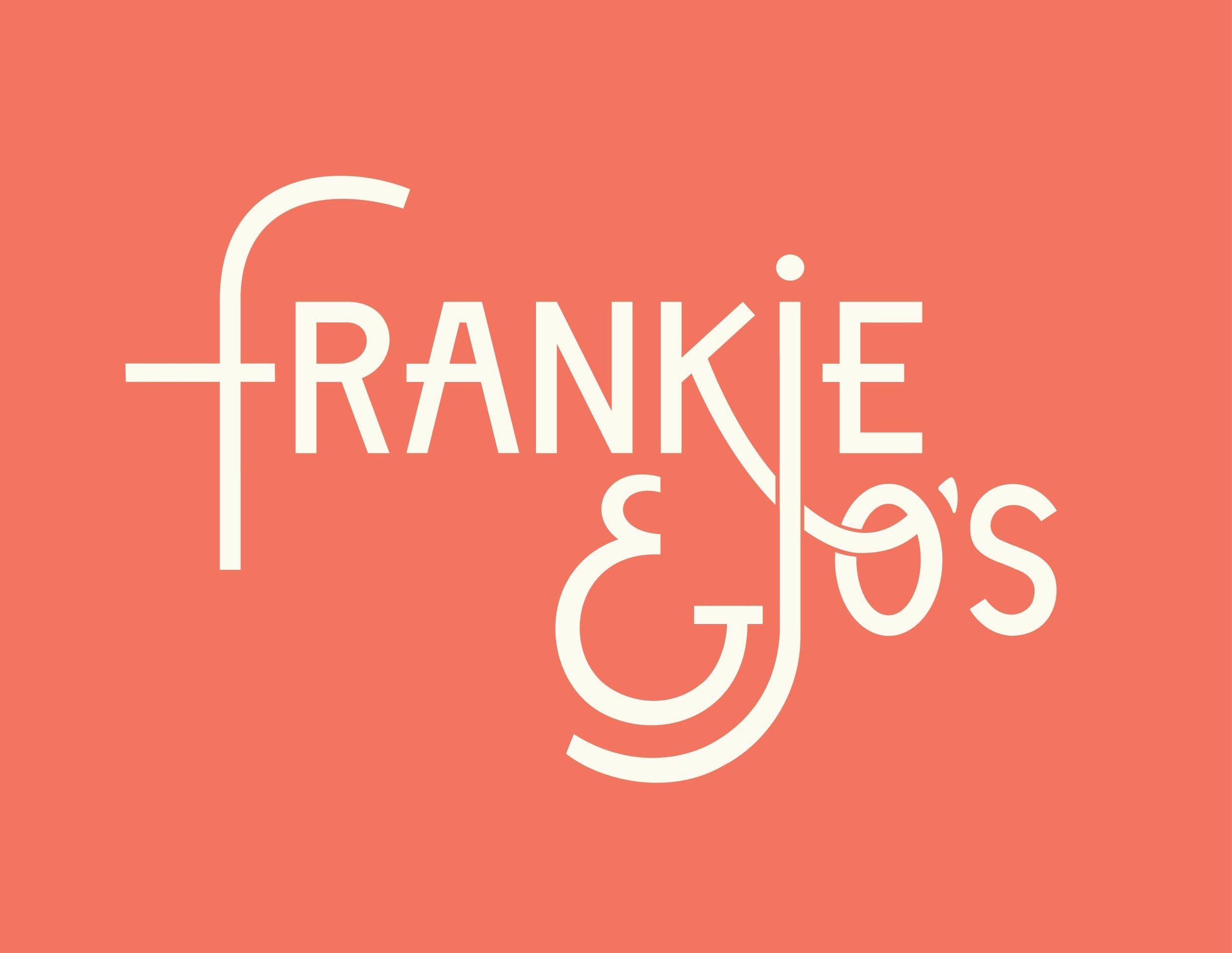 Frankie & Jo's Logo