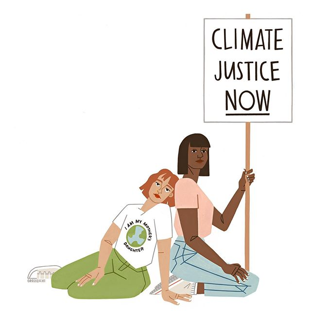 Today is a master class in the power of a single voice. #fridaysforfuture #climatestrike