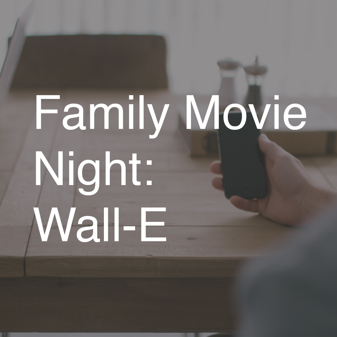 Best Use: As a movie night discussion guide for the family   Nutritional Value:  Triggers a faith discussion to talk about healthy and God-honoring technology habits