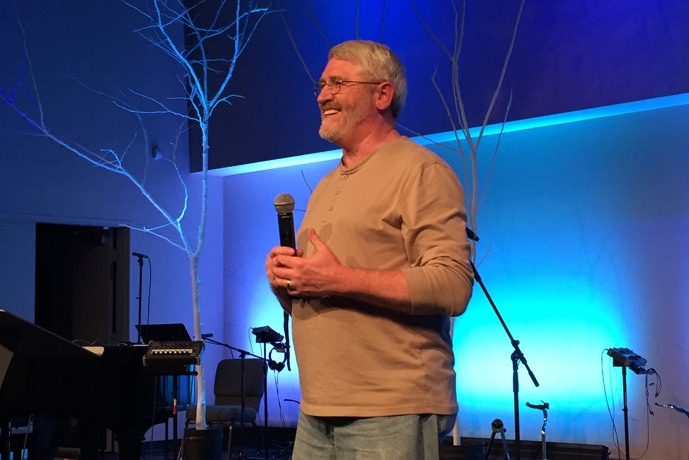 B.J. Hallmark - Associate Pastorbj@weemscreek.com