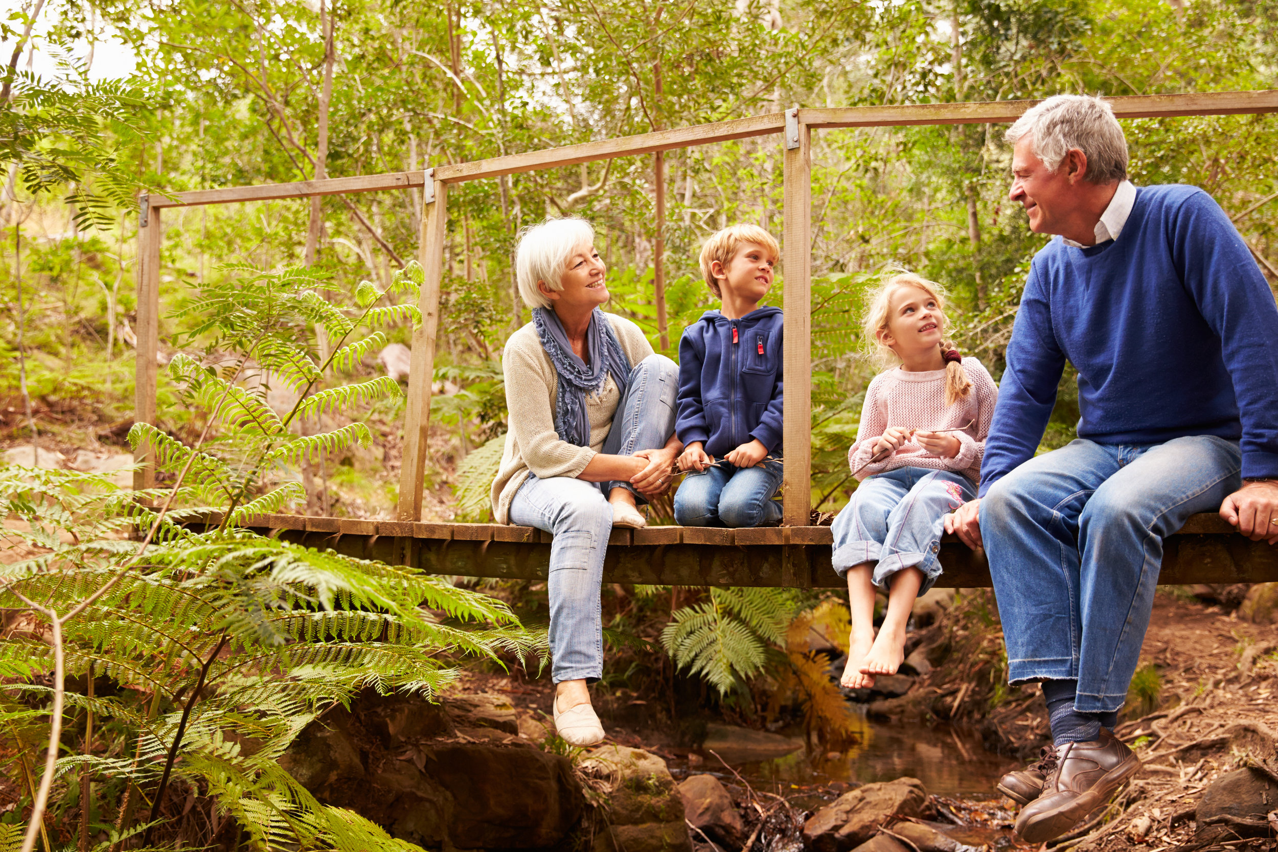 4 Things to Help You with Long Distance as a Grandparent - Even if you are committed to prioritizing your life around your grandchildren's lives, just about every grandparent will have some of their grandchildren living far away from them. If you find yourself in long-distance grandparenthood, consider these 4 suggestions.