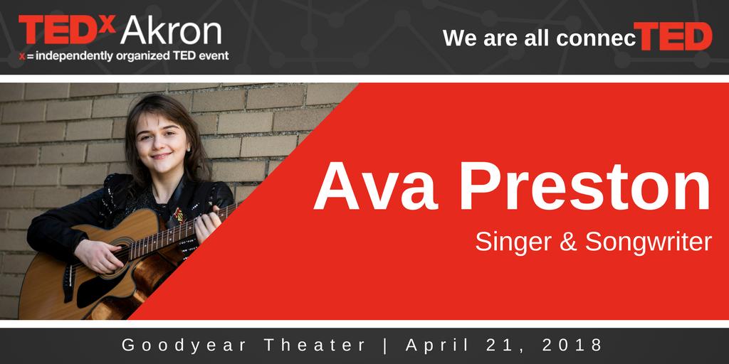 Ava Preston