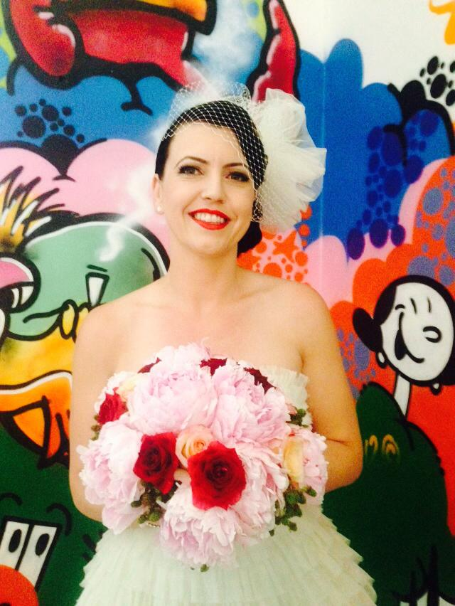Anna, one of our oldest friends and the gorgeous bride. Thank you for trusting us with your special day. We loved it!
