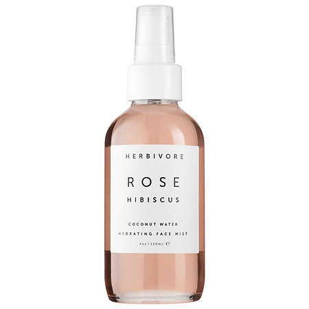 Herbivore   Rose Hibiscus Coconut Hydrating face Mist; $32