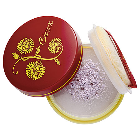 Besame Cosmetics   Brightening Setting Face Powder in Violet; $22