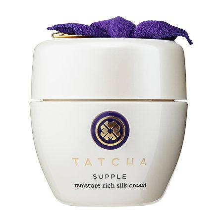 Tatcha  Supple Moisture Rich Silk Cream; $150