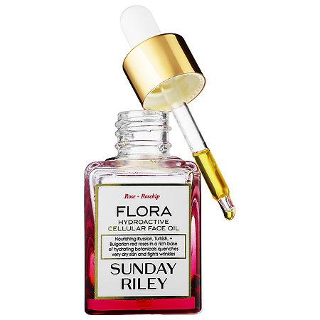 Sunday Riley  Flora Hydroactive Cellular Face Oil; $90