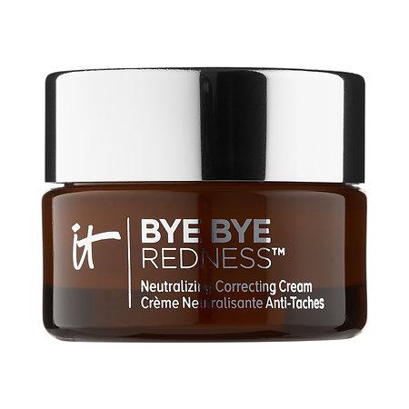 IT Cosmetics  Bye Bye Redness Neutralizing Correcting Cream; $32