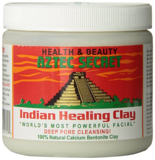 Aztec Secret  Indian Healing Clay Deep Pore Cleansing; $11.49
