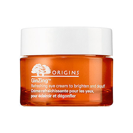 Origins  GinZing Refreshing Eye Cream; $30