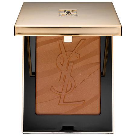 Yves Saint Laurent Les  Sahariennes Bronzing Stones Sun-Kissed Glow in Fire Opa; $55
