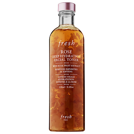 Fresh Rose Deep Hydration Facial Toner;  $44