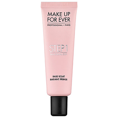 MAKE UP FOR EVER Step 1 Skin Equalizer Primer in Radiant Primer Pink;   $37