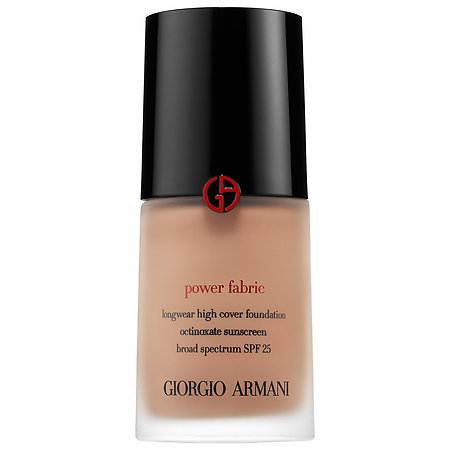 Giorgio Armani Beauty Power Fabric Longwear High Cover Foundation;   $64