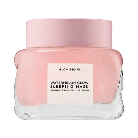 Glow Recipe   Watermelon Glow Sleeping Mask;   $45