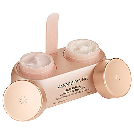 AMOREPACIFIC   FUTURE RESPONSE Age Defense Dual Eye Creme;   $150