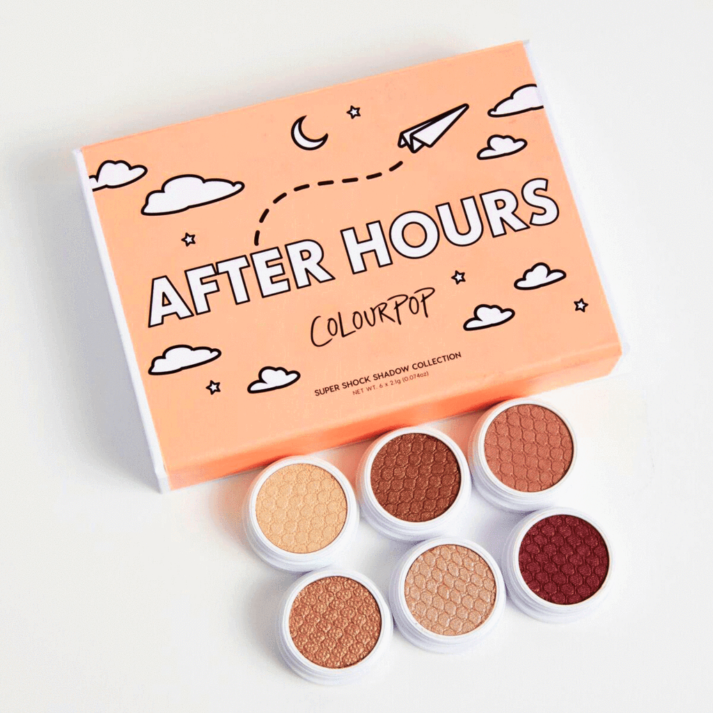 Colourpop   After Hours;  $25