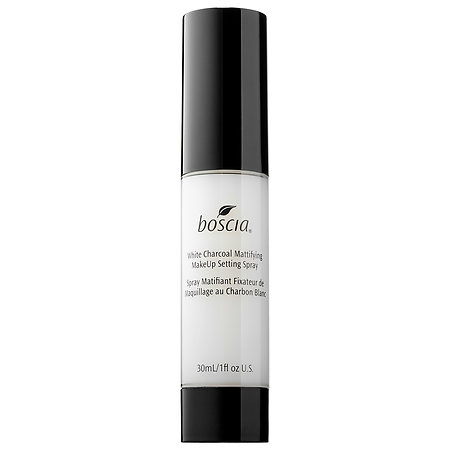 boscia   White Charcoal Mattifying MakeUp Setting Spray;   $38
