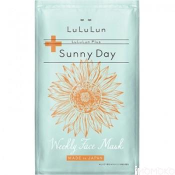 Lu Lu Lun   Sunny Day Sheet Mask;   $    2