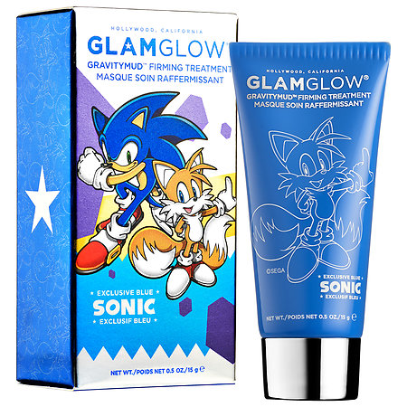 GLAMGLOW   GRAVITYMUD™ Firming Treatment Sonic Blue Collectible Edition;   $19
