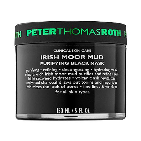 Peter Thomas Roth   Irish Moor Mud Purifying Black Mask;  $58