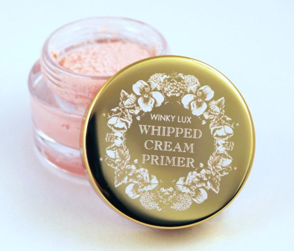 W     inky Lux   Whipped Cream Primer;    $     19