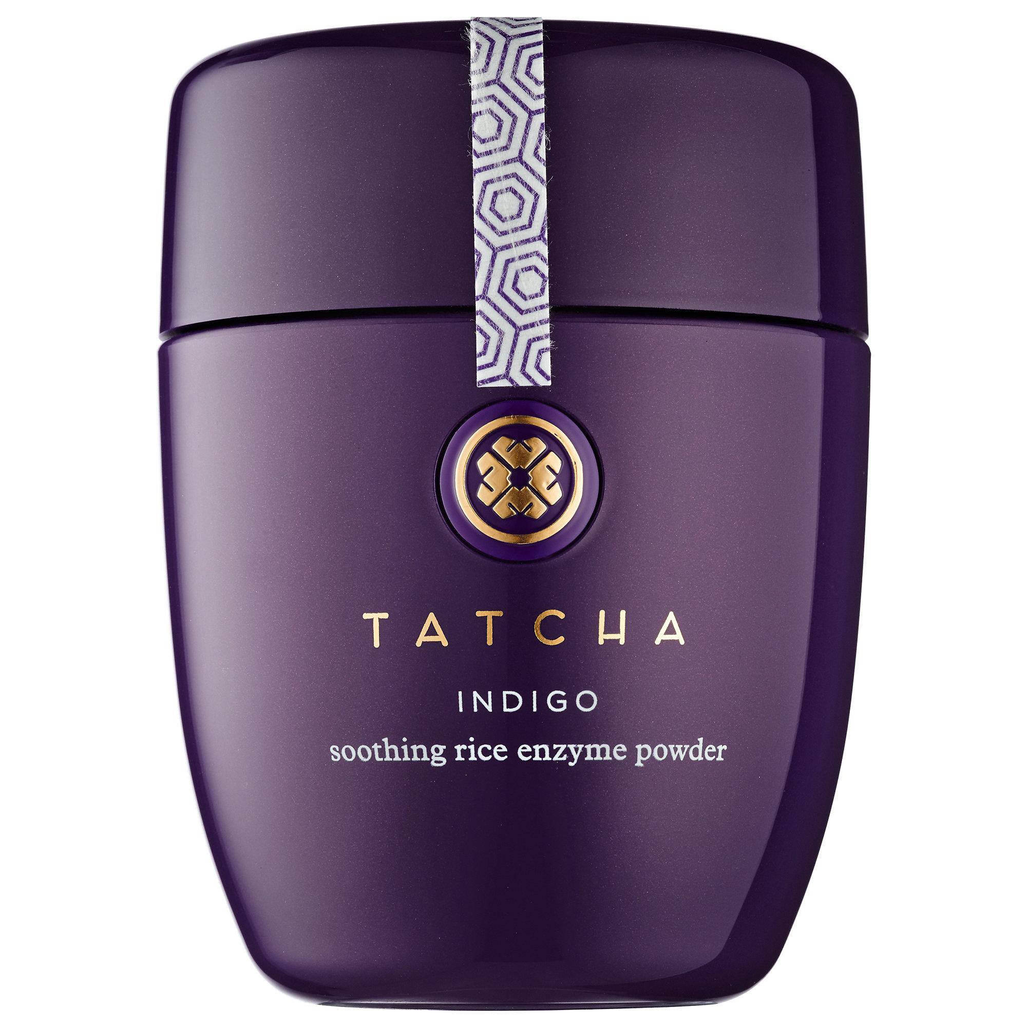 TATCHA   Indigo Soothing Rice Enzyme Powder;   $65