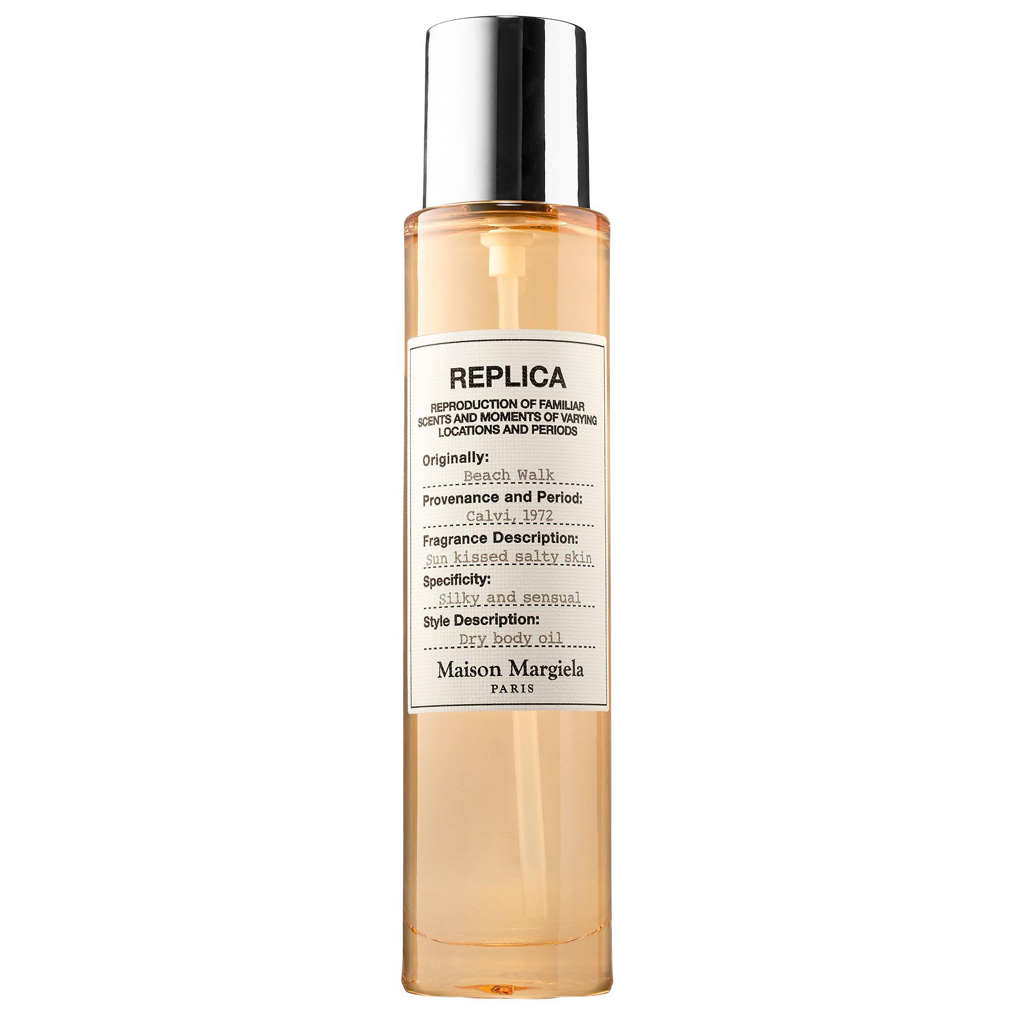 MAISON MARGIELA   'REPLICA' Beach Walk Dry Body Oil;   $60