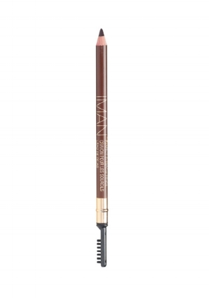 Perfect Brow Pencil Iman Cosmetics 8.00  http://imancosmetics.com/shop/products/eyes/browpencil/blackest-brown