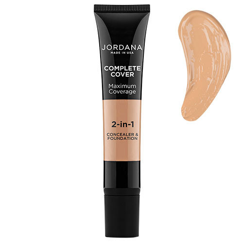 Jordana   Complete Cover 2 In 1 Concealer & Foundation;   $7.10