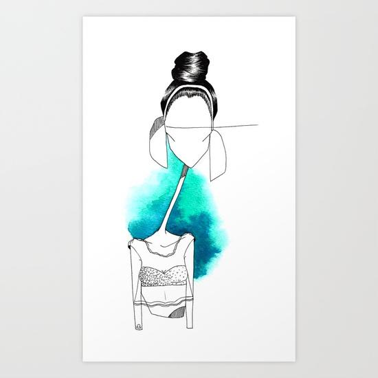 Libra by   Amee Cherie Piek
