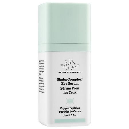 Drunk Elephant   Shaba Complex™ Eye Serum;       $60