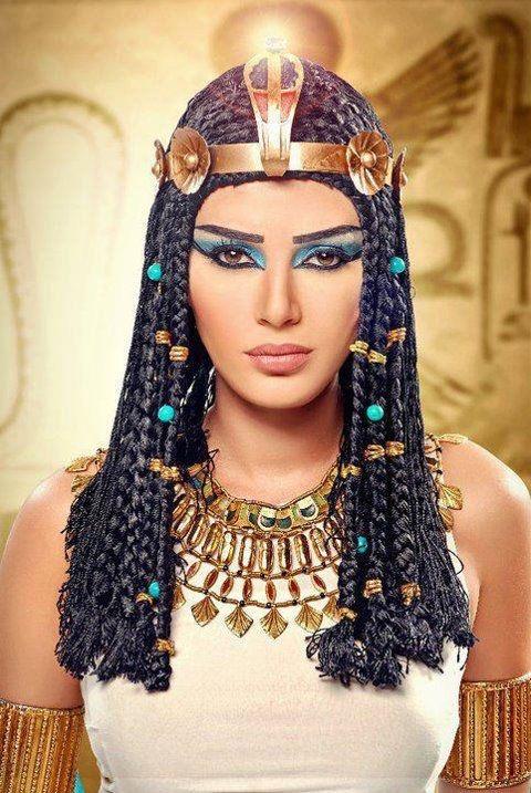 Cleopatra/ Egyptian Makeup
