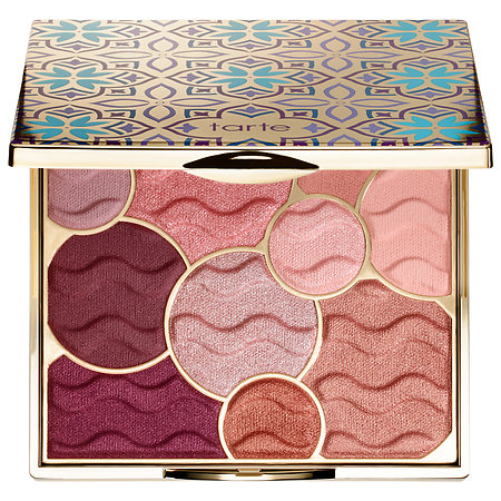 T  arte   Limited-Edition Buried Treasure Eyeshadow Palette - Rainforest of the Sea™ Collection;