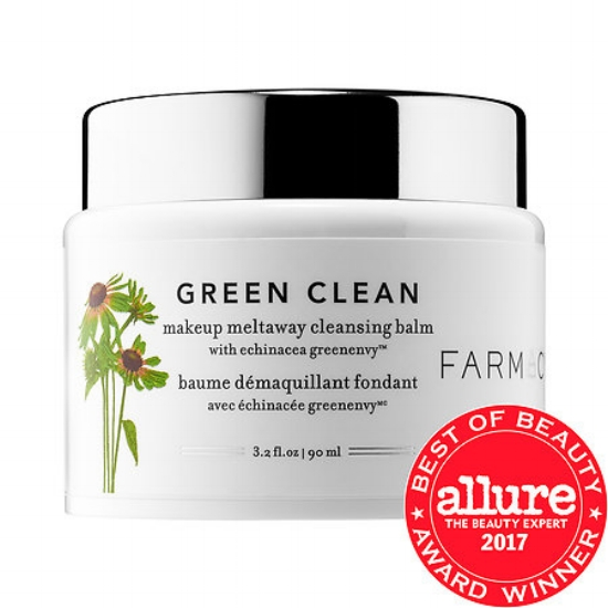 Farmacy   Green Clean Makeup Meltaway Cleansing Balm Echinacea GreenEnvy