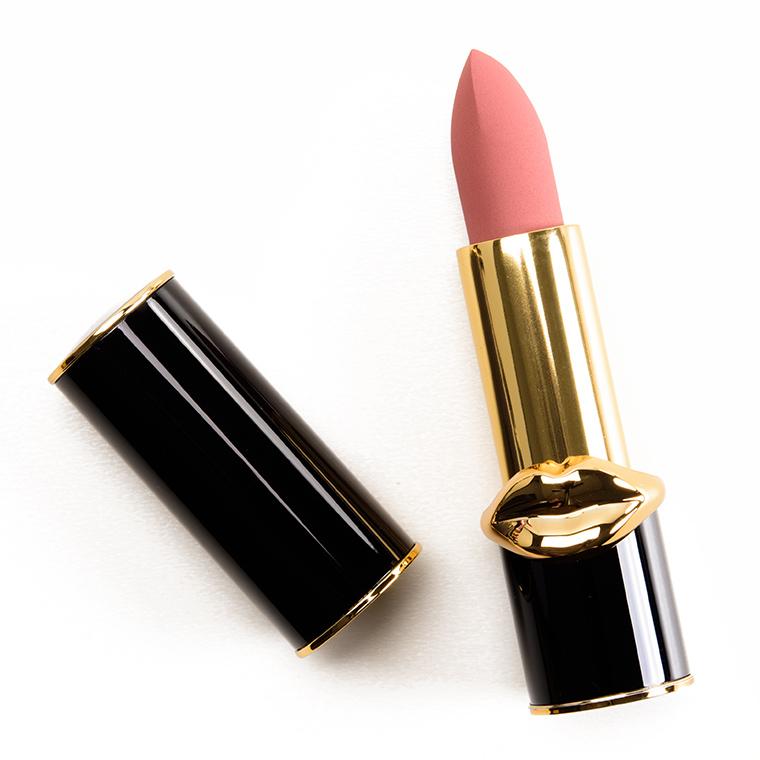 Pat McGrath Matte Trance Lipstick 36.00   https://www.patmcgrath.com/collections/lips/products/lust-mattetrance-lipstick?variant=420221026328