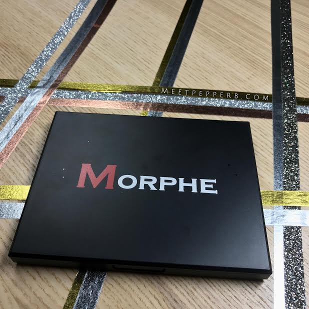 Morphe   12NB Natural Beauty Eyeshadow Palette; $12-15