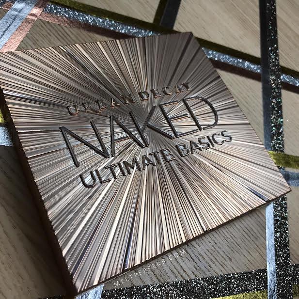 Urban Decay   Naked Ultimate Basics Eyeshadow Palette, $54