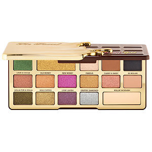 Chocolate Gold Eyeshadow 49.00  https://www.sephora.com/product/chocolate-gold-eyeshadow-palette-P426848?icid2=:p426848:product