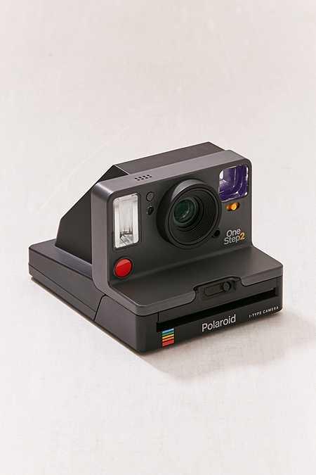 Polaroid One Step Camera $100.00  https://www.urbanoutfitters.com/shop/polaroid-originals-onestep-2-camera?category=home-decor-gifts&color=003