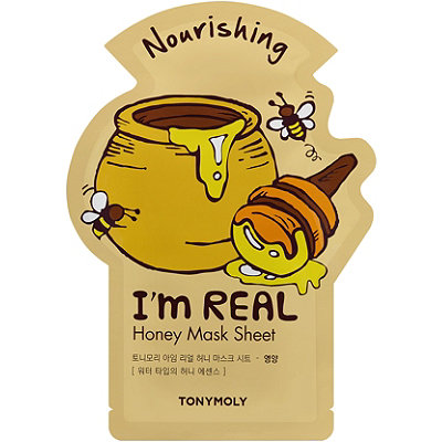 T     ony Moly   I'm Real Honey Sheet Mask