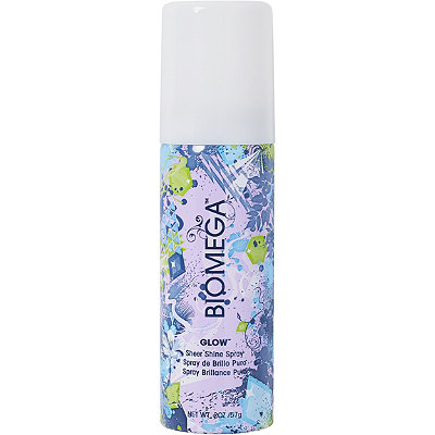 B     iomega   Glow Sheer Shine Spray